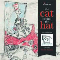 Art of Dr. Seuss, The Cat Behind the Hat
