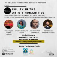 Equity in the Arts & Humanities
