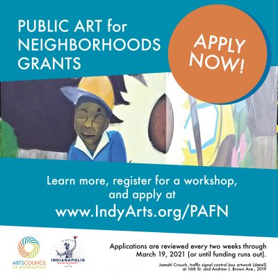 Neighborhood Public Art Grants for Artists and Com...