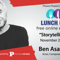 "Lunch Club ""Storytelling 101"" Free Class with Ben Asaykwee"