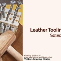 Leather Tooling Workshop