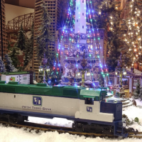 Jingle Rails: The Great Western Adventure at the Eiteljorg Museum