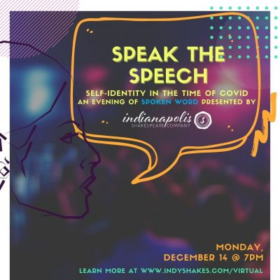 Speak the Speech: Self-Identity in the Time of COVID