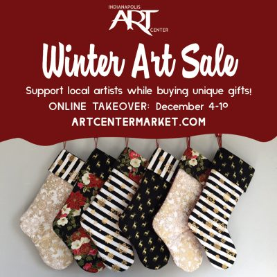Winter Art Sale with the Indianapolis Art Center