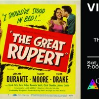 Virtual Vintage Movie Night: The Great Rupert (1949)