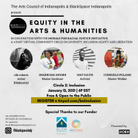 Equity in the Arts & Humanities: Inclusion