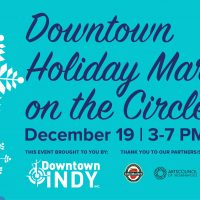 Downtown Holiday Market on the Circle