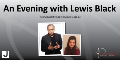 An Evening with Lewis Black in Partnership with the Indianapolis JCC