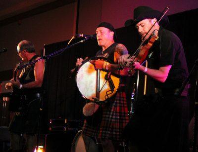 Live at the Center: Highland Reign - livestream