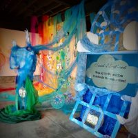 Cloud Vibrations: A Multi-Sensory Outdoor Art Exhibit