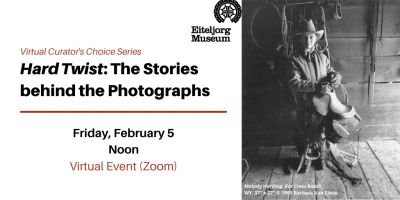 """Virtual Curator's Choice: """"Hard Twist:"""" The Stories behind the Photographs"""