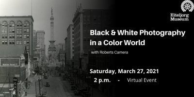 Virtual Class: Black & White Photography in a ...