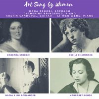 Duckwall Artist Series: Dana Zenobi, soprano and Catherine Bringerud, piano