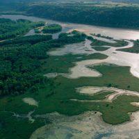 Mississippi River: Upstream