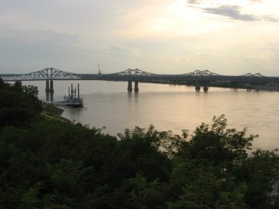 Mississippi River: Ole Miss