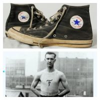 """Chuck Taylor Converse All Star: The Man Who Made the Shoe"" told by David Matlack"