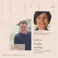 IUPUI Faculty Reading