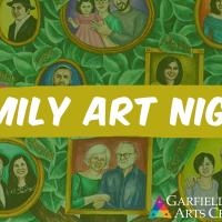 Family Art Night┃Family Tree