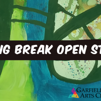 Spring Break Open Studio