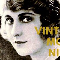 Vintage Movie Night┃Silent Stars on Radio