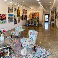 Beth Clary Schwier Fine Art Gallery April First Friday