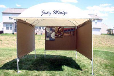 10x10 Art Fair Tent for Sale