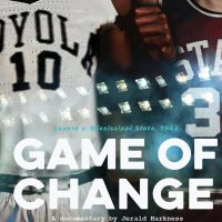 """""""Game of Change"""": Outdoor Screening, Discussion & Book Signing"""