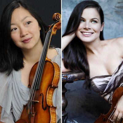 Duo Recital Featuring Juliette Kang ('94 Gold Medalist) and Bella Hristova ('06 Laureate)