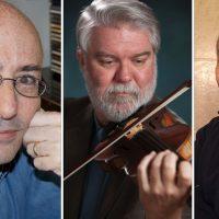 Duckwall Artist Series: Davis Brooks, violin/viola