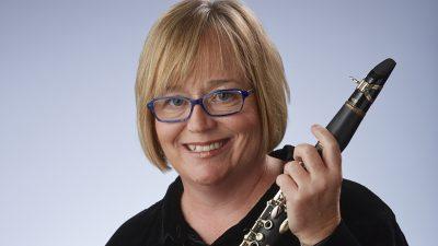 Duckwall Artist Series: Trina Gross, clarinet