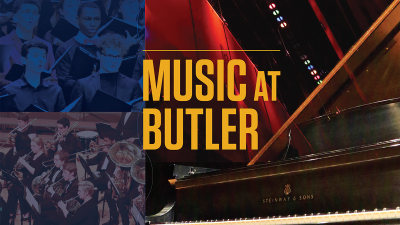 Music at Butler presents the Student Showcase Series