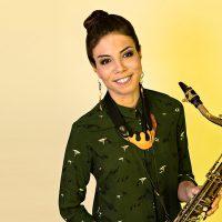 JCA Signature Series: Melissa Aldana, jazz saxophone