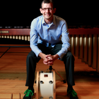 Duckwall Artist Series: Jon Crabiel, percussion