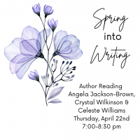 Call & Response: A Conversation between authors Angela Jackson-Brown and Crystal Wilkinson