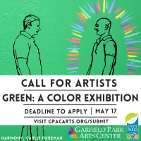 Exhibit Call Out: Green: A Color Exhibition