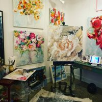 First Friday 60th Birthday Celebration - Beth Clary Schwier Fine Art