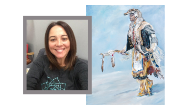 Virtual Artist Talk Series with Le'Ana Asher