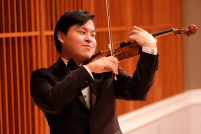 2018 Bronze Medalist Luke Hsu Solo Recital