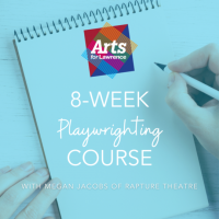 AFL's 8-Week Playwriting Course CANCELED