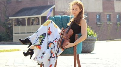 IndyBaroque music present Vivaldi's Four Seasons with Augusta McKay Lodge