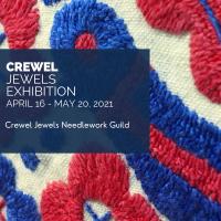 Crewel Jewels Exhibition