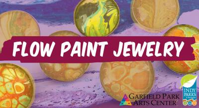 Flow Paint Jewelry