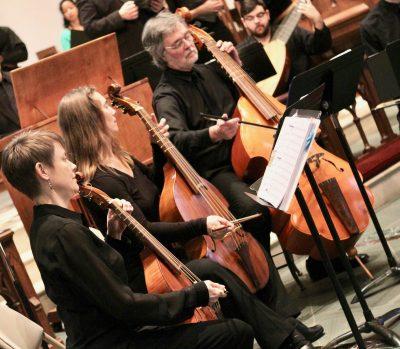 The IEM Festival Band, Alchymy Viols, and Esteli G...