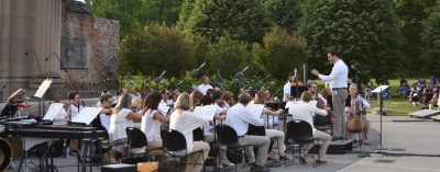 Indianapolis Chamber Orchestra at Garfield Park