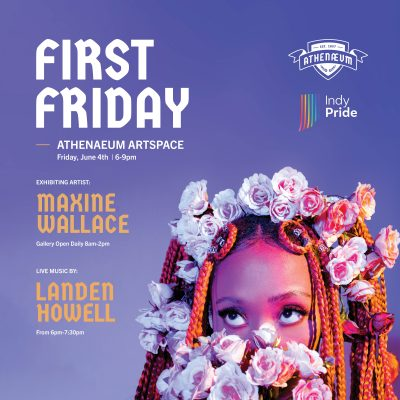 First Friday at the Athenaeum ArtSpace