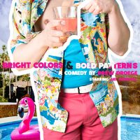'Bright Colors and Bold Patterns'