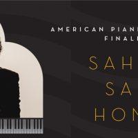 American Pianists Awards - Sam Hong solo recital