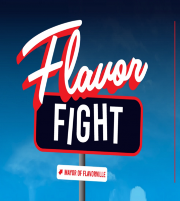 Flavor Fight @ District Theatre Outside Space