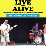 LIVE and ALIVE - IndyBlues Review with Brenda Will...