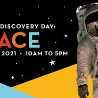 Family Discovery Day: Space